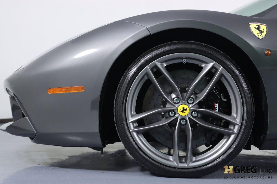 2018 Ferrari 488 Spider #24