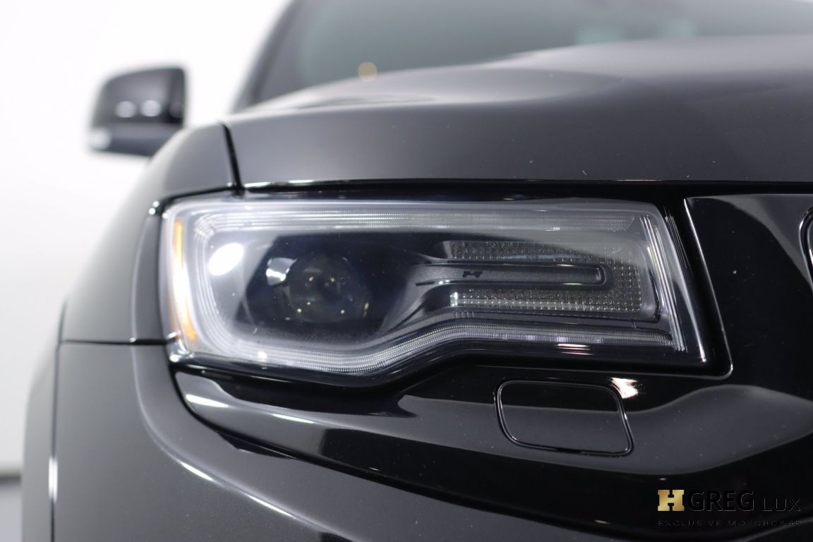 2018 Jeep Grand Cherokee SRT #4