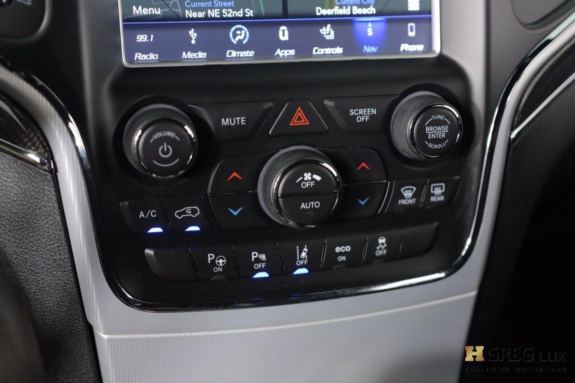 2018 Jeep Grand Cherokee SRT #44