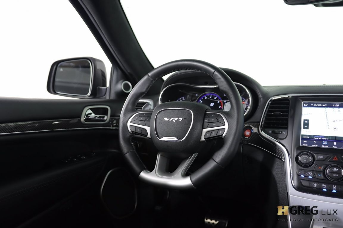 2018 Jeep Grand Cherokee SRT #49