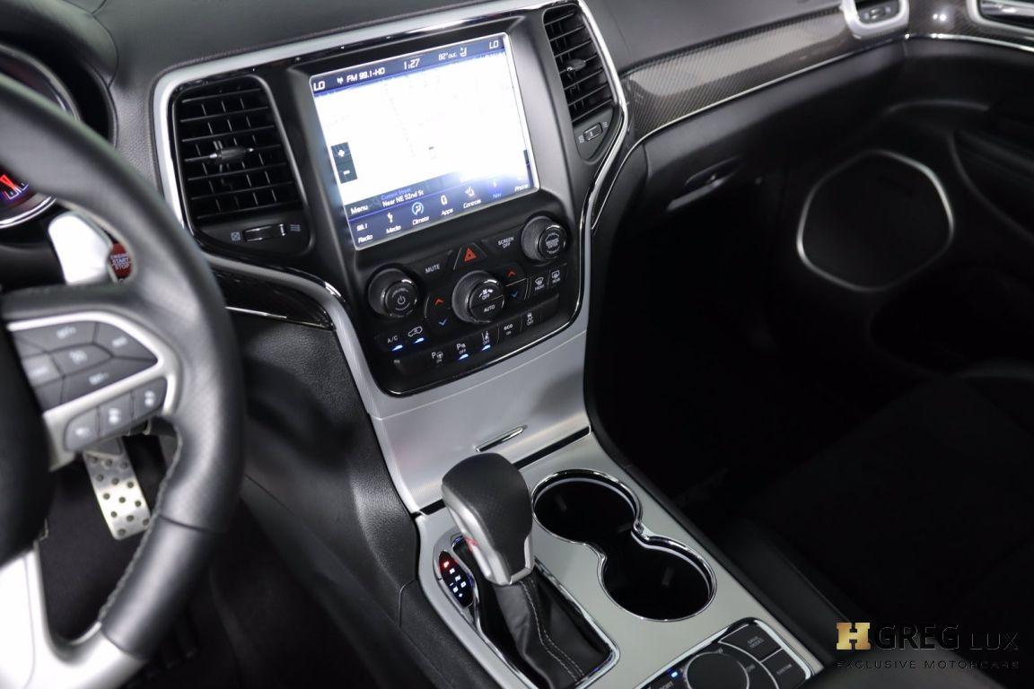 2018 Jeep Grand Cherokee SRT #42