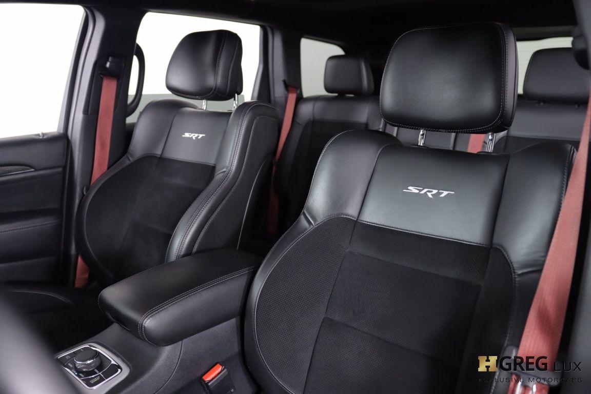 2018 Jeep Grand Cherokee SRT #2
