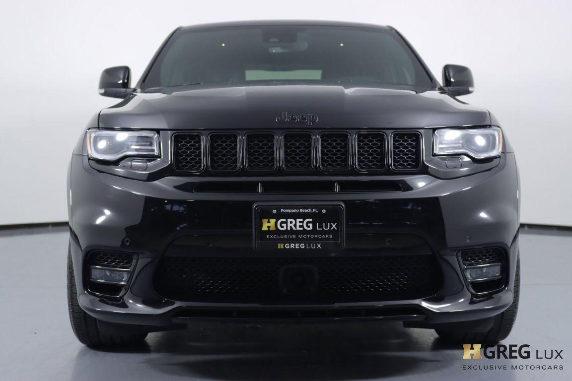 2018 Jeep Grand Cherokee SRT #3