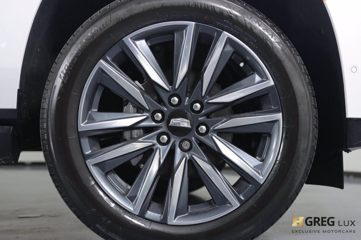 2021 Cadillac Escalade Sport #10