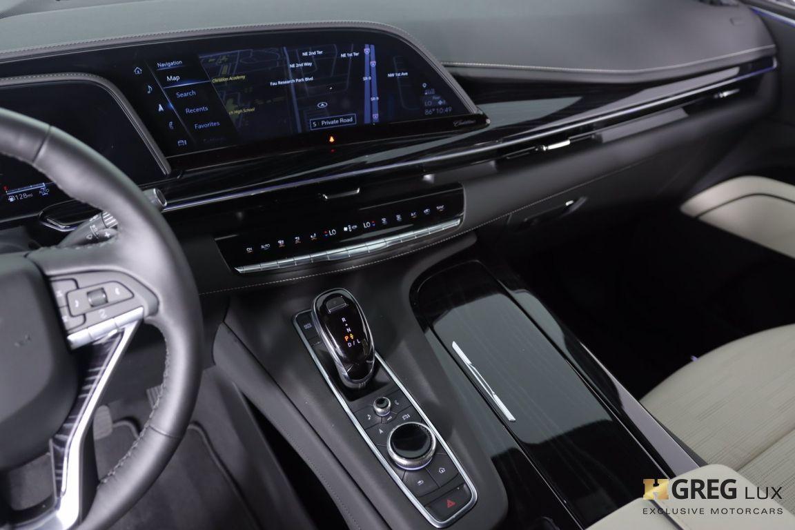 2021 Cadillac Escalade Sport #38