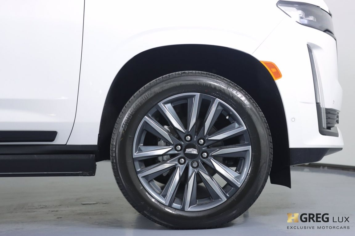 2021 Cadillac Escalade Sport #9
