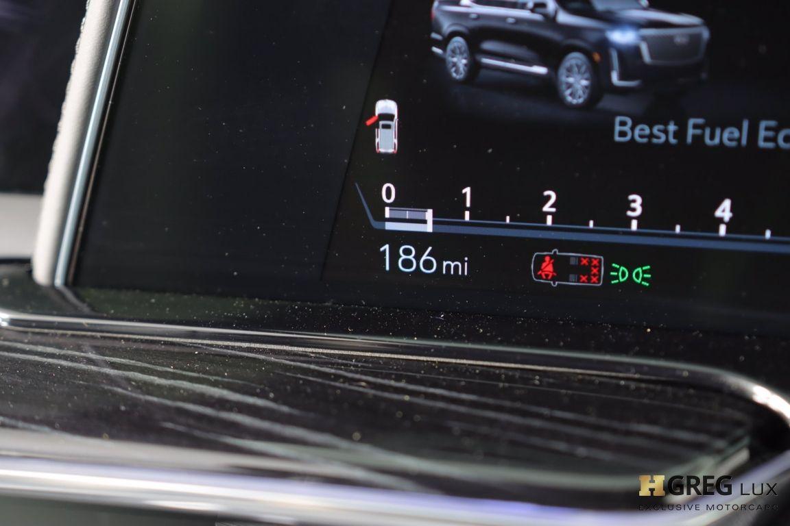 2021 Cadillac Escalade Sport #45