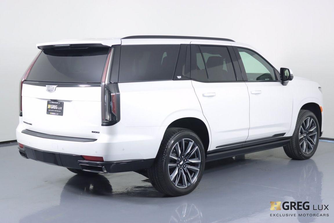 2021 Cadillac Escalade Sport #13