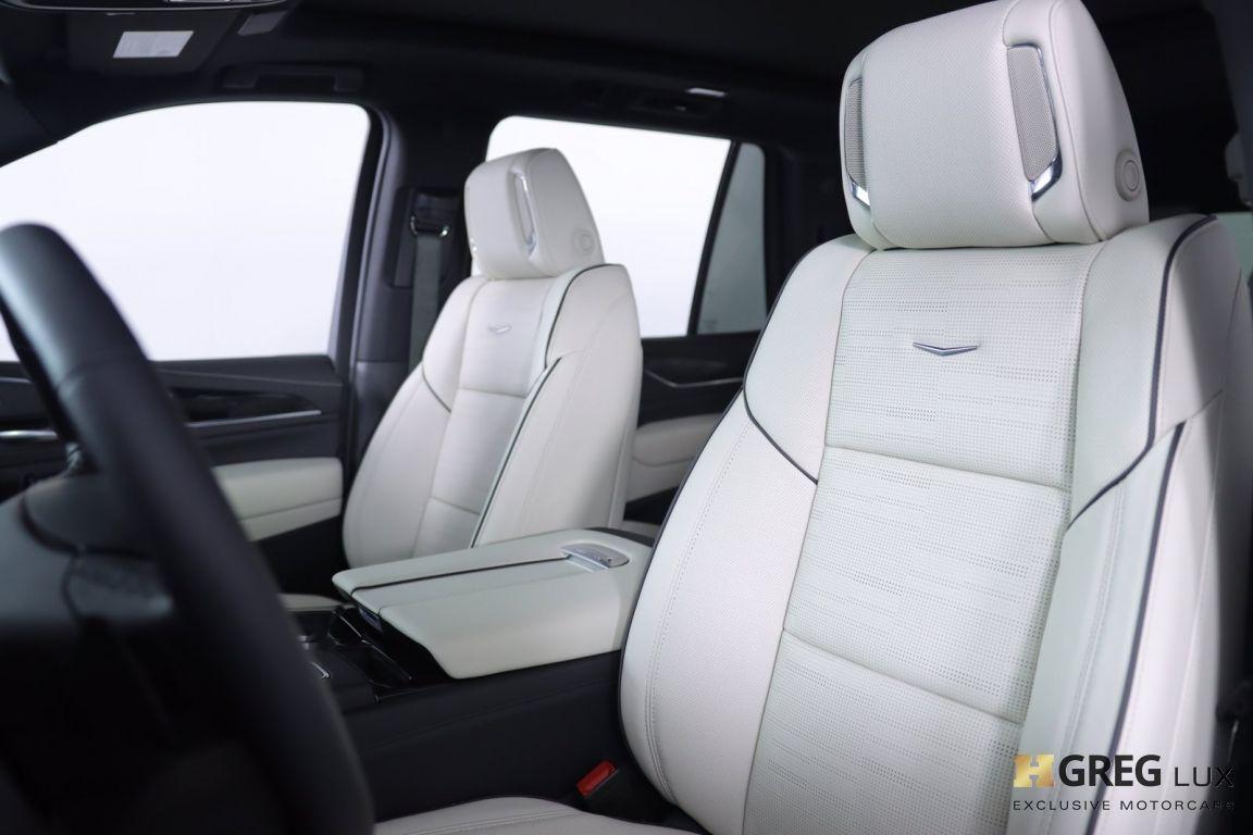 2021 Cadillac Escalade Sport #2