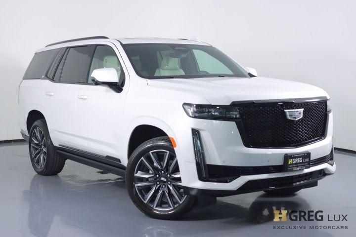 2021 Cadillac Escalade Sport #0