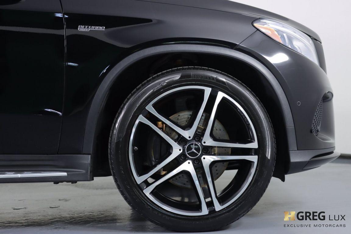 2018 Mercedes Benz GLE AMG GLE 43 #11