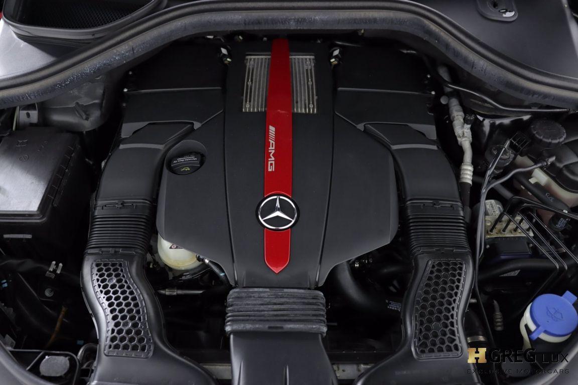 2018 Mercedes Benz GLE AMG GLE 43 #56