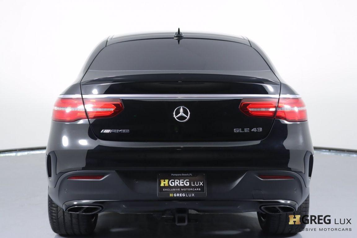 2018 Mercedes Benz GLE AMG GLE 43 #16