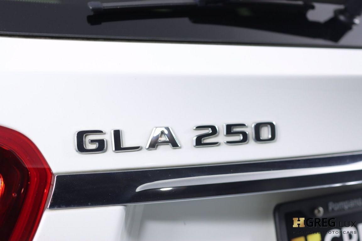 2018 Mercedes Benz GLA 250 #19