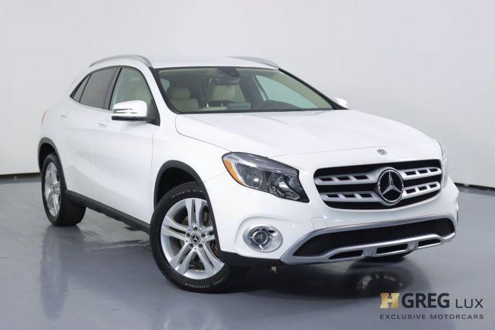 2018 Mercedes Benz GLA 250 #0