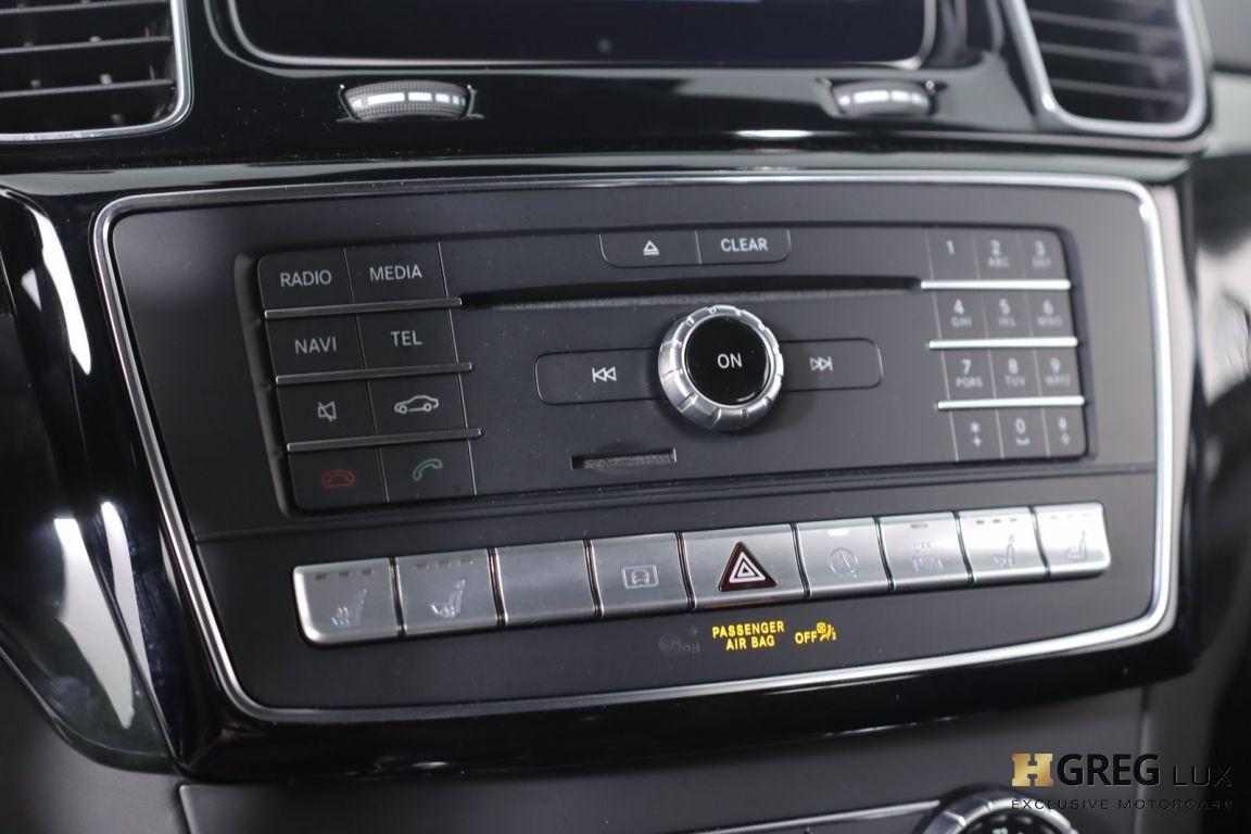 2019 Mercedes Benz GLS AMG GLS 63 #40