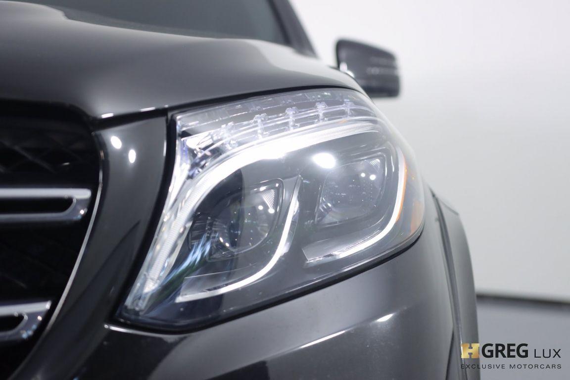 2019 Mercedes Benz GLS AMG GLS 63 #6