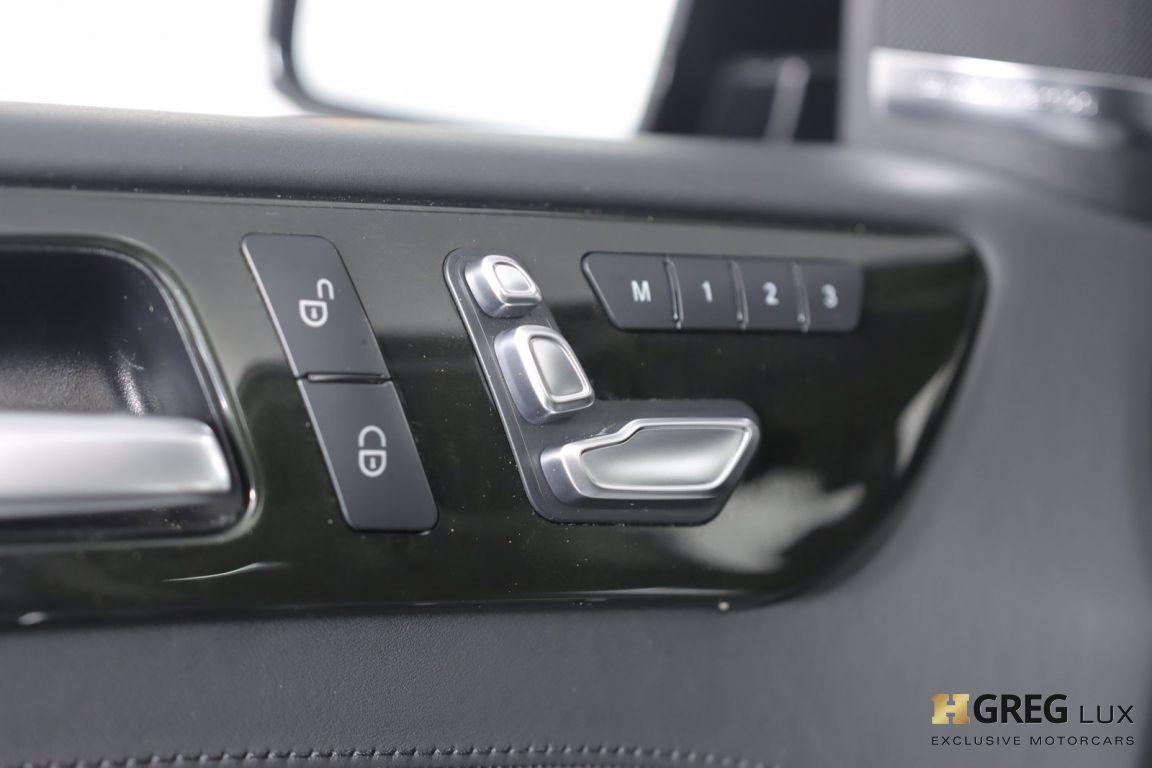 2019 Mercedes Benz GLS AMG GLS 63 #36