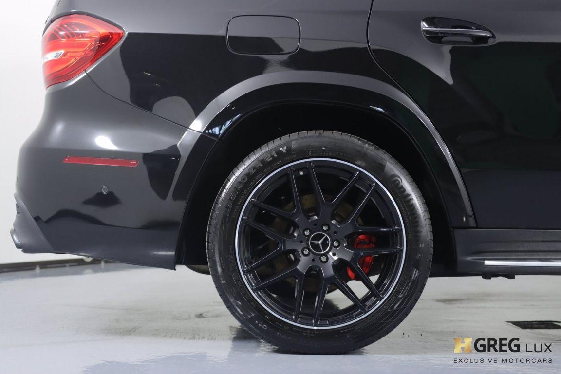 2019 Mercedes Benz GLS AMG GLS 63 #12