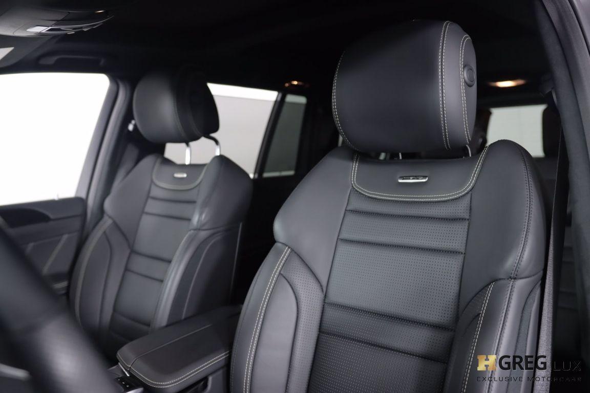 2019 Mercedes Benz GLS AMG GLS 63 #2