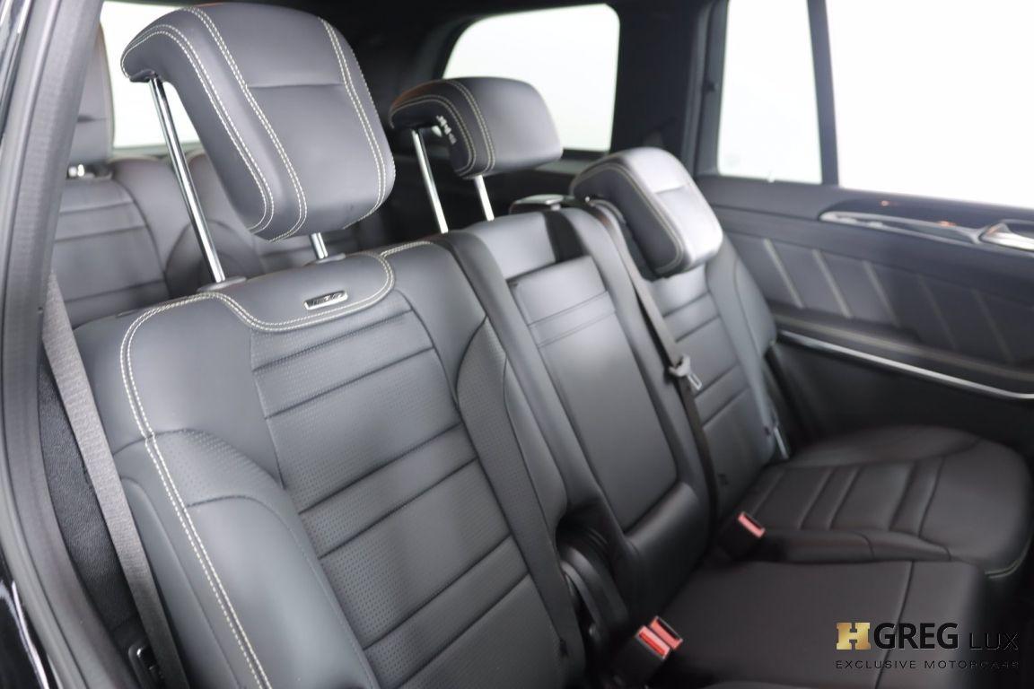 2019 Mercedes Benz GLS AMG GLS 63 #32