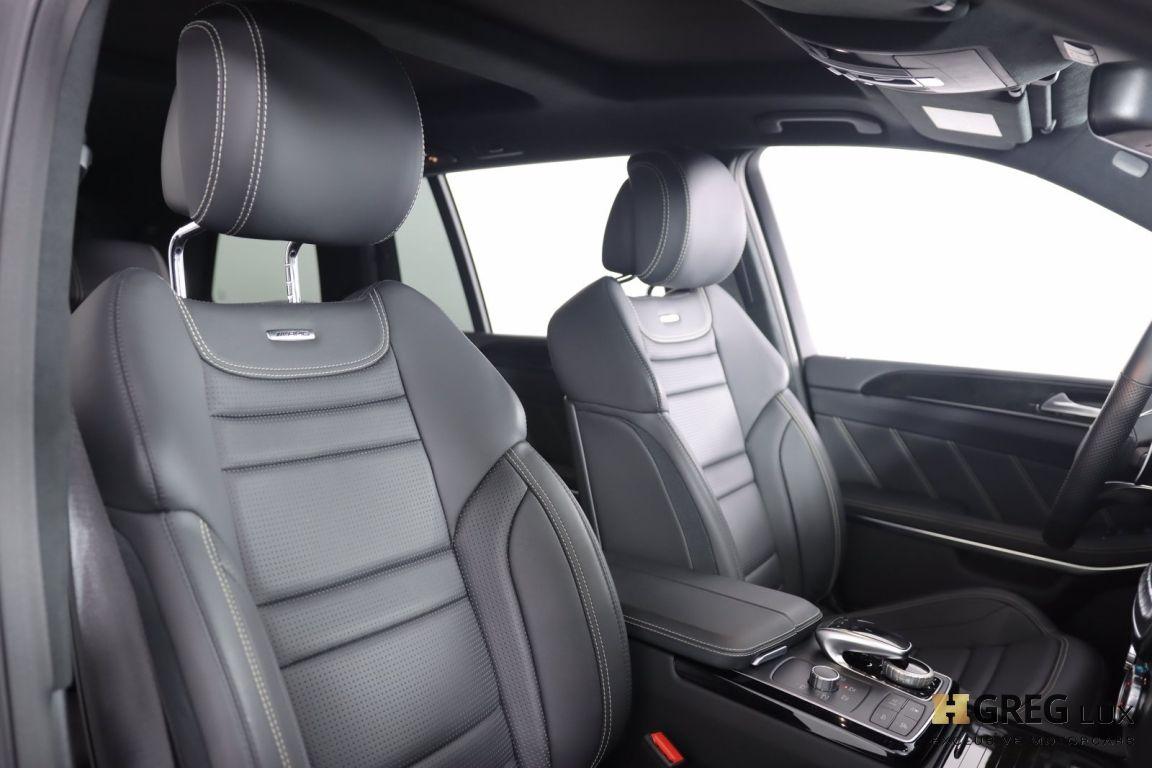 2019 Mercedes Benz GLS AMG GLS 63 #30