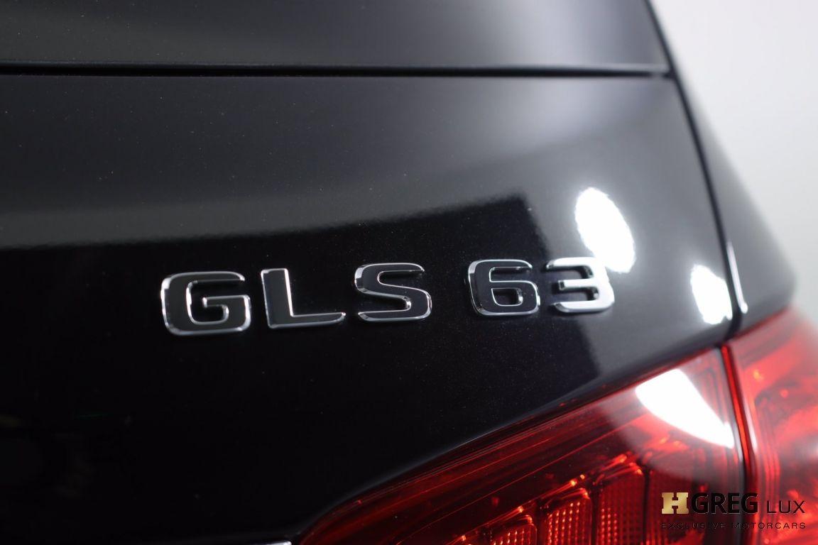 2019 Mercedes Benz GLS AMG GLS 63 #18