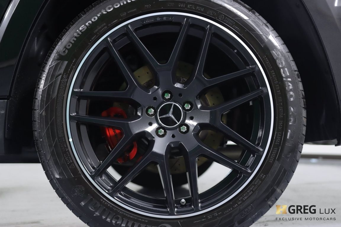 2019 Mercedes Benz GLS AMG GLS 63 #25