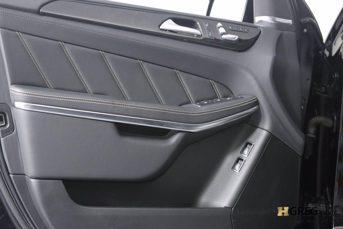 2019 Mercedes Benz GLS AMG GLS 63 #34