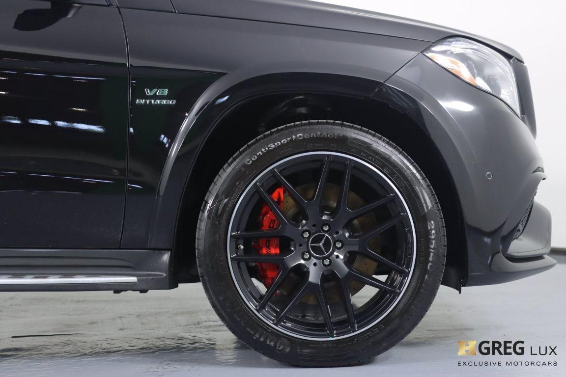 2019 Mercedes Benz GLS AMG GLS 63 #10