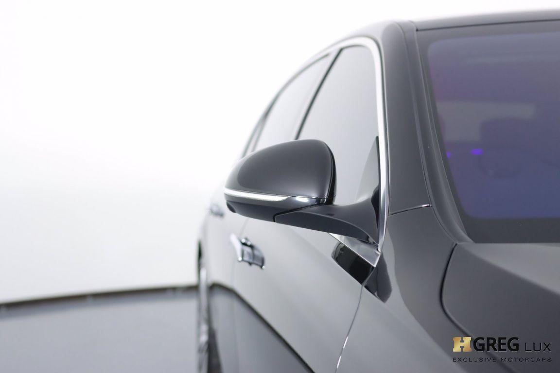2021 Mercedes Benz S Class S 580 #7