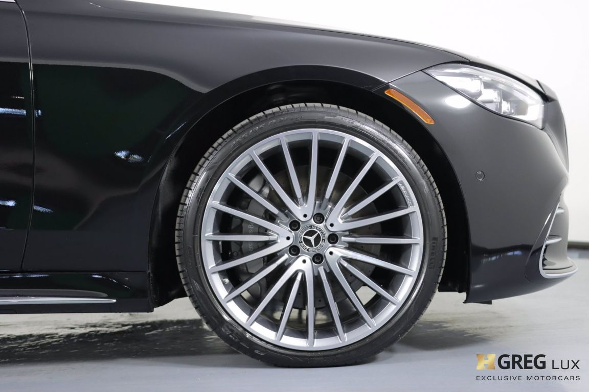 2021 Mercedes Benz S Class S 580 #11