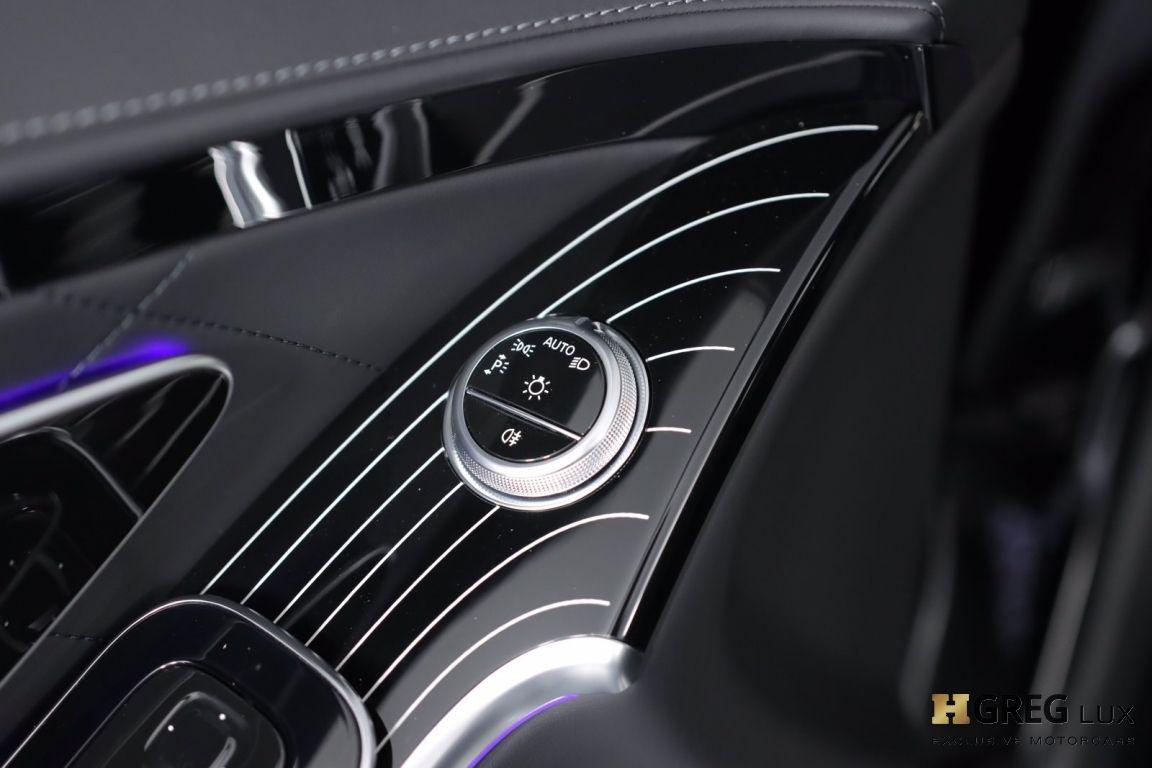 2021 Mercedes Benz S Class S 580 #40