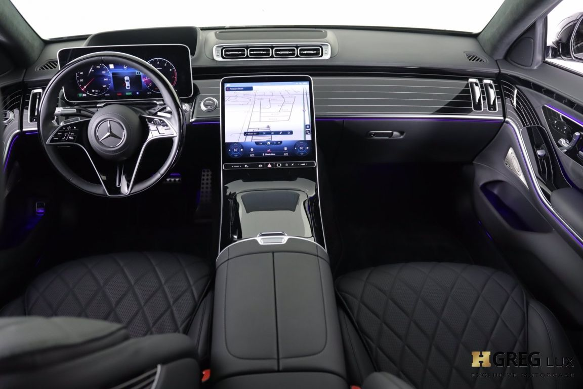 2021 Mercedes Benz S Class S 580 #48