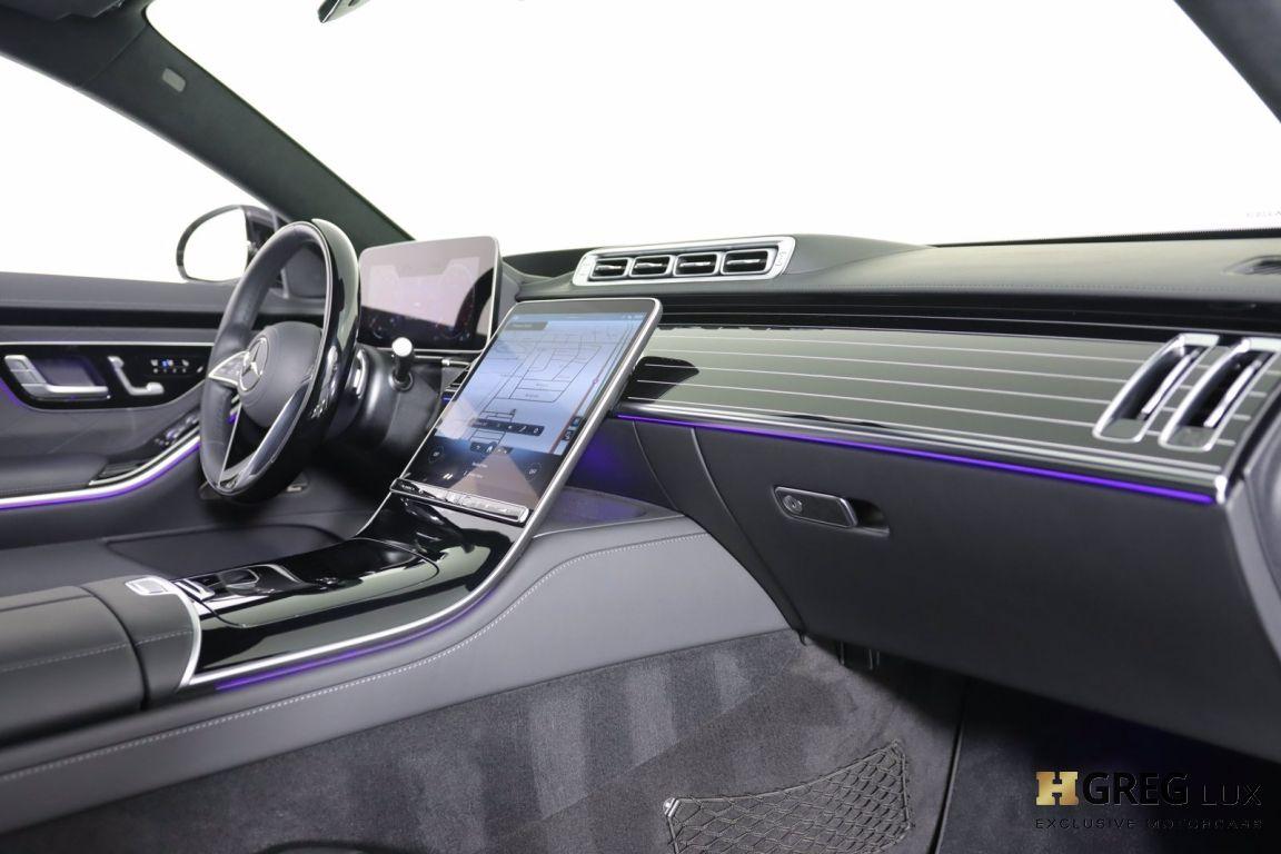 2021 Mercedes Benz S Class S 580 #28