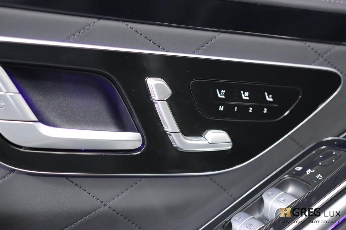 2021 Mercedes Benz S Class S 580 #37