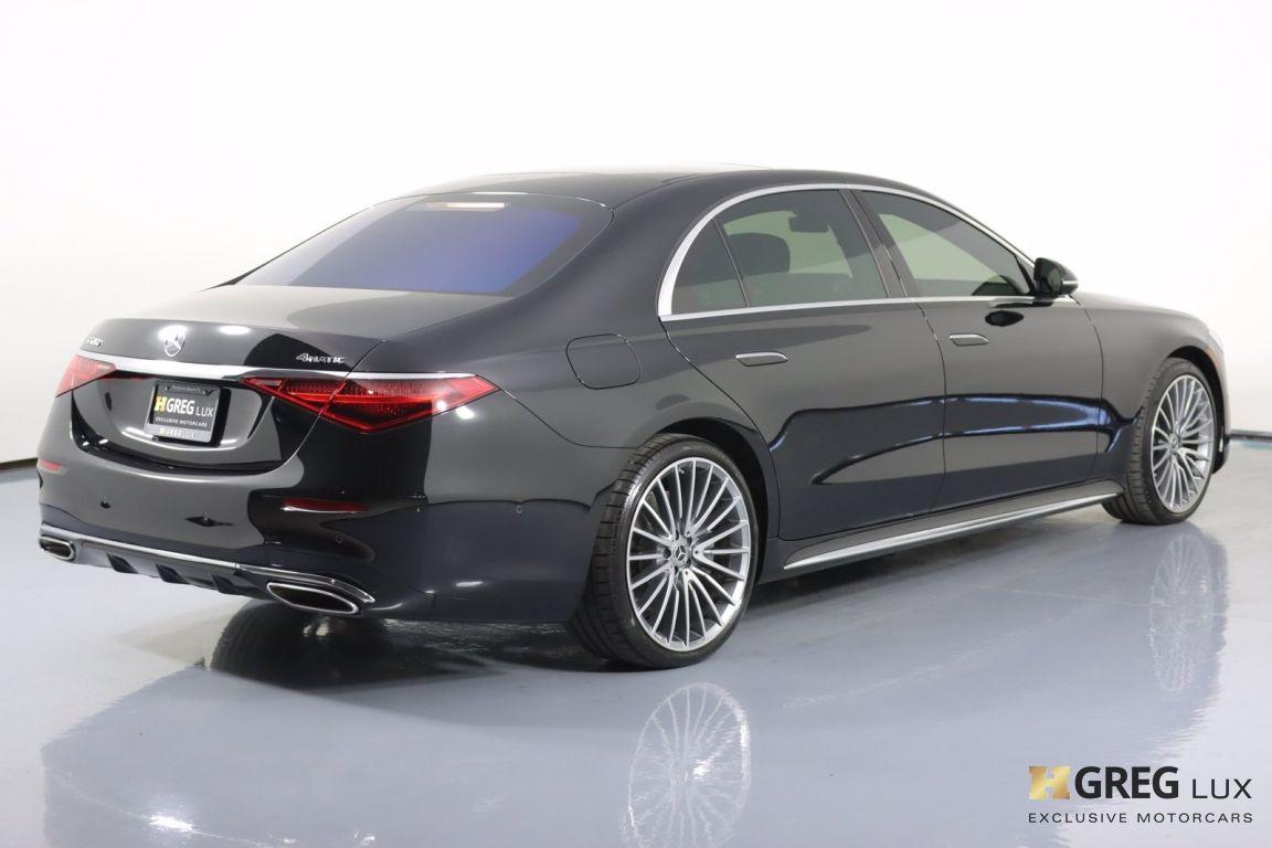 2021 Mercedes Benz S Class S 580 #15