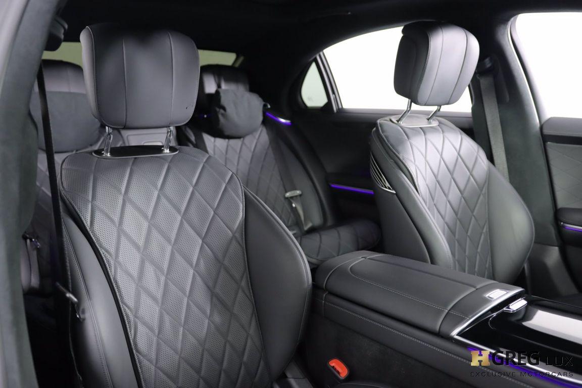 2021 Mercedes Benz S Class S 580 #32
