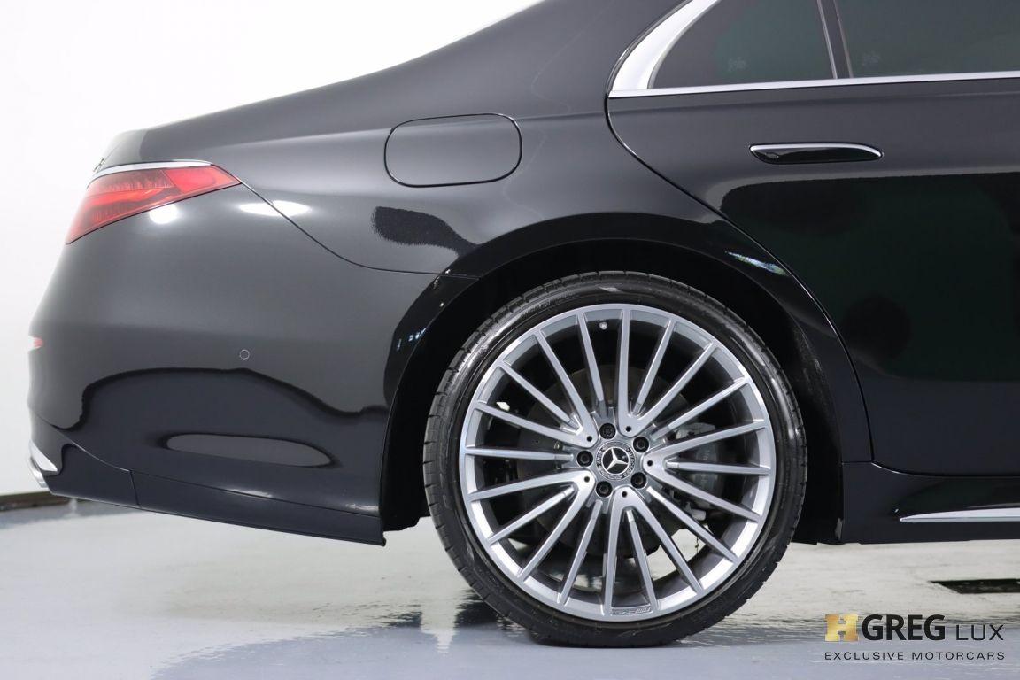 2021 Mercedes Benz S Class S 580 #13