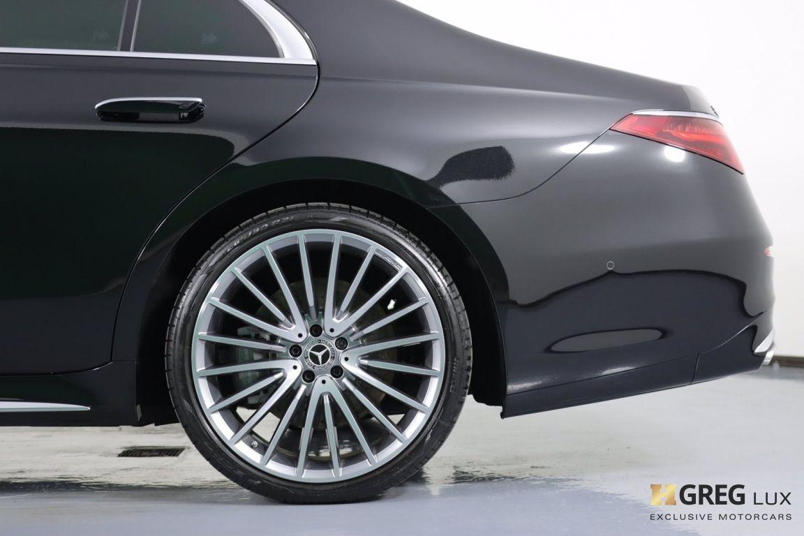 2021 Mercedes Benz S Class S 580 #24