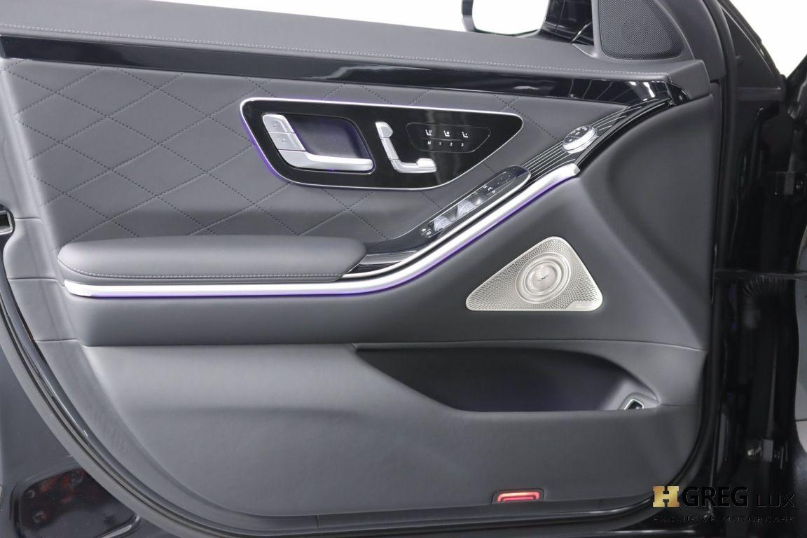 2021 Mercedes Benz S Class S 580 #36
