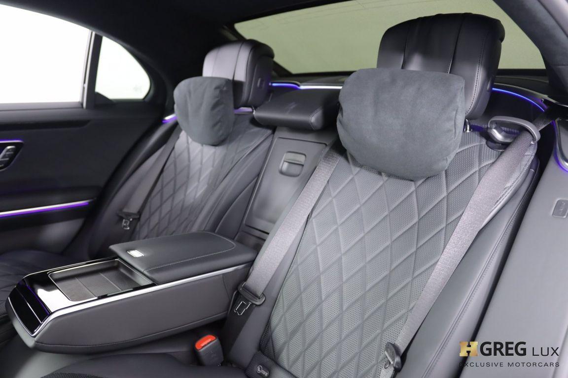 2021 Mercedes Benz S Class S 580 #30