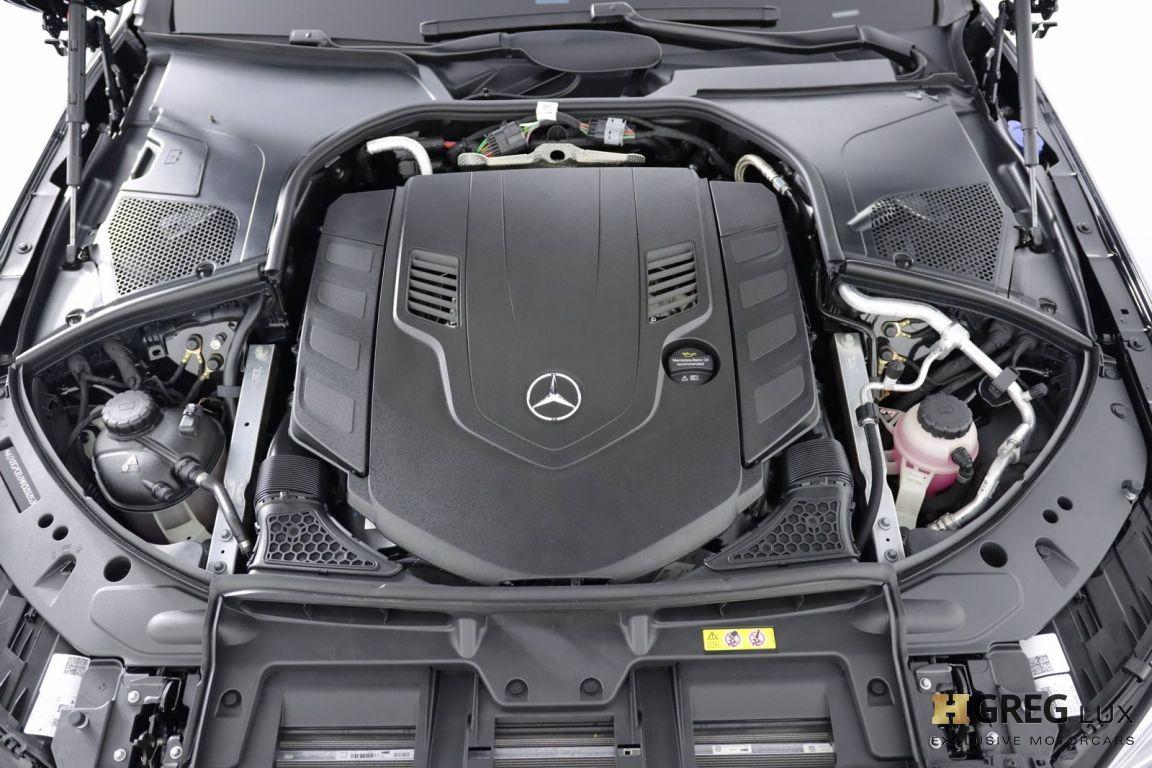 2021 Mercedes Benz S Class S 580 #50