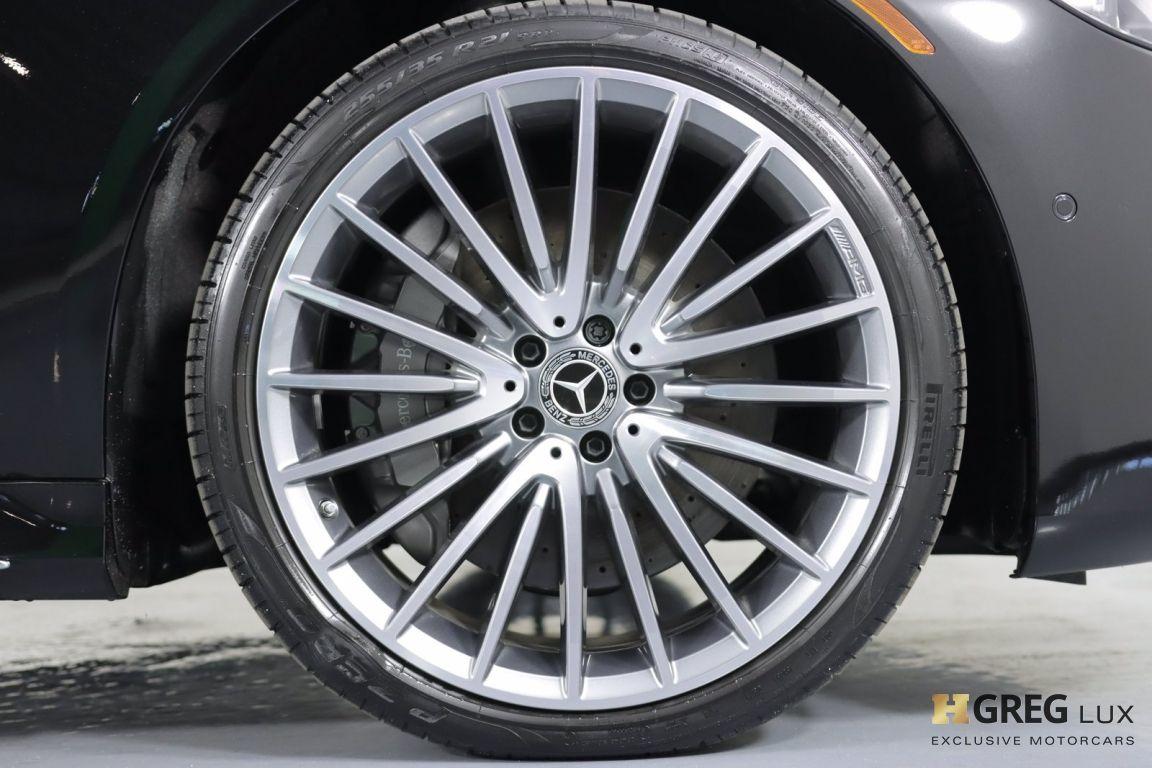 2021 Mercedes Benz S Class S 580 #12