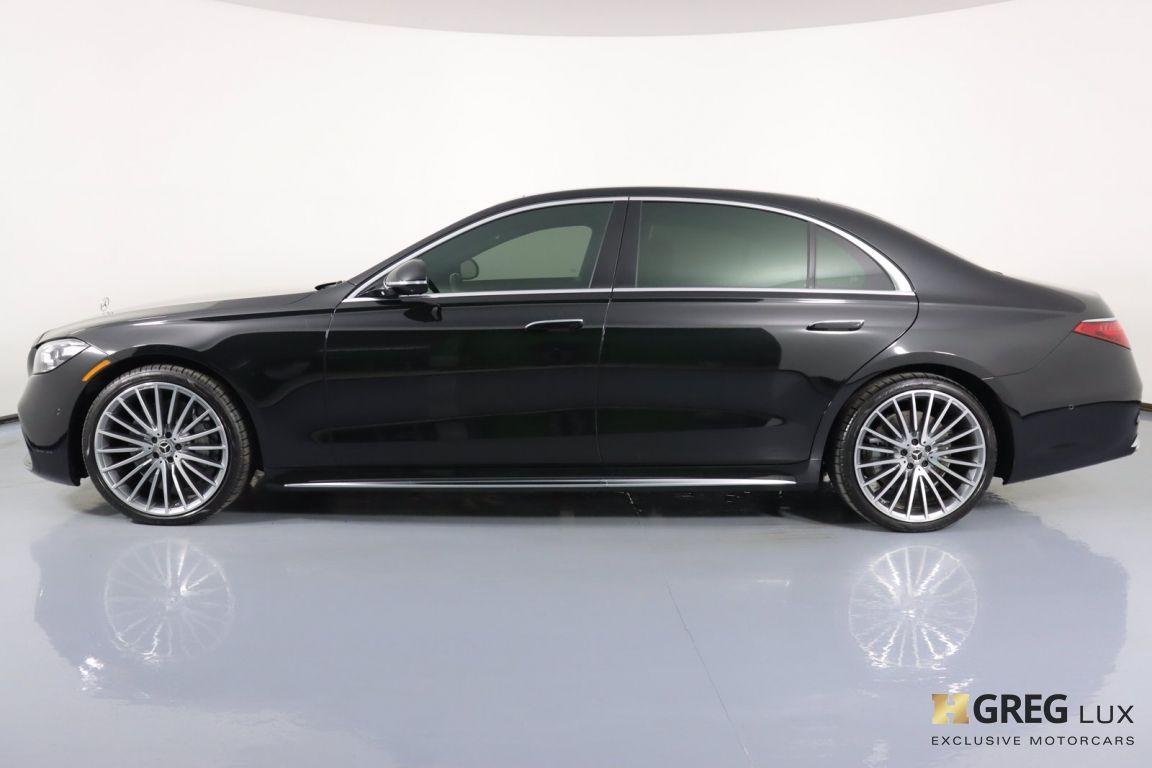 2021 Mercedes Benz S Class S 580 #21