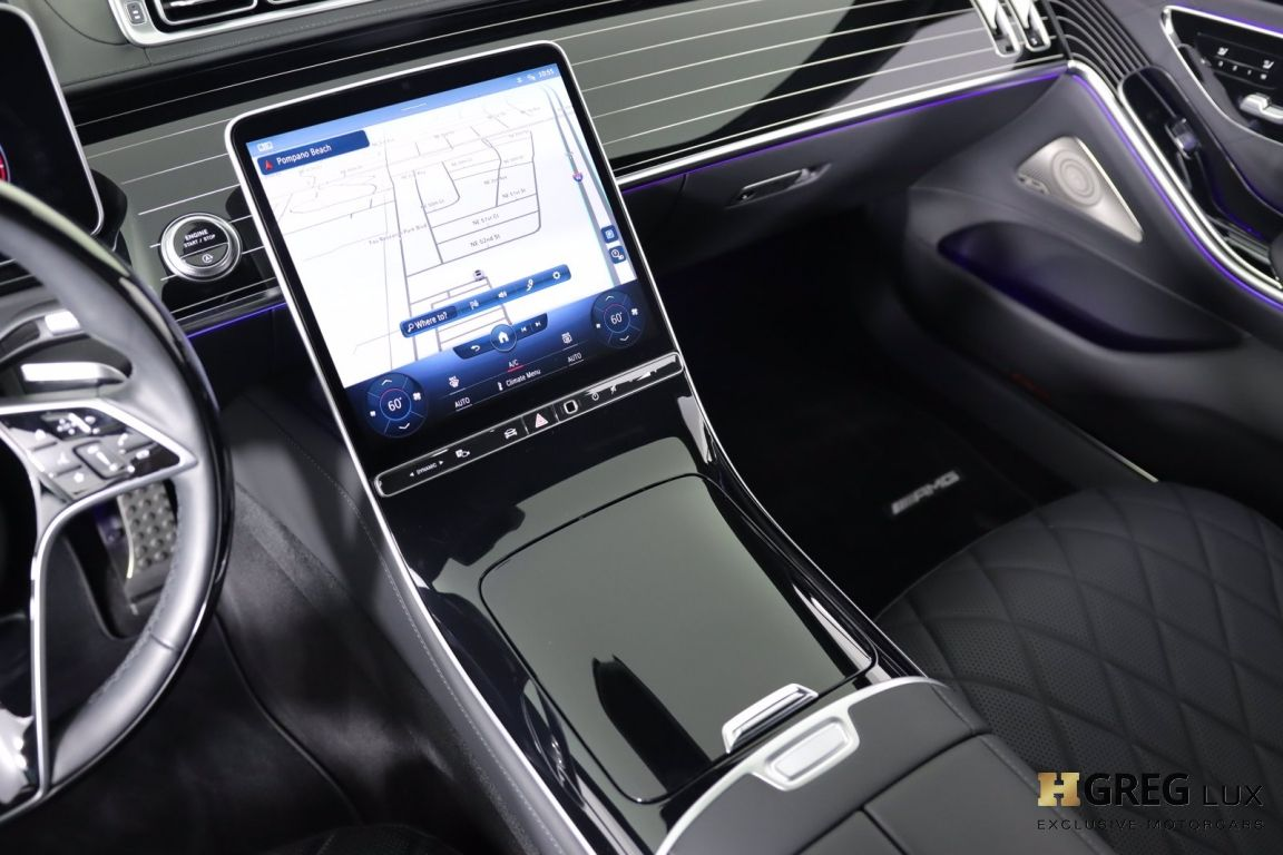 2021 Mercedes Benz S Class S 580 #41
