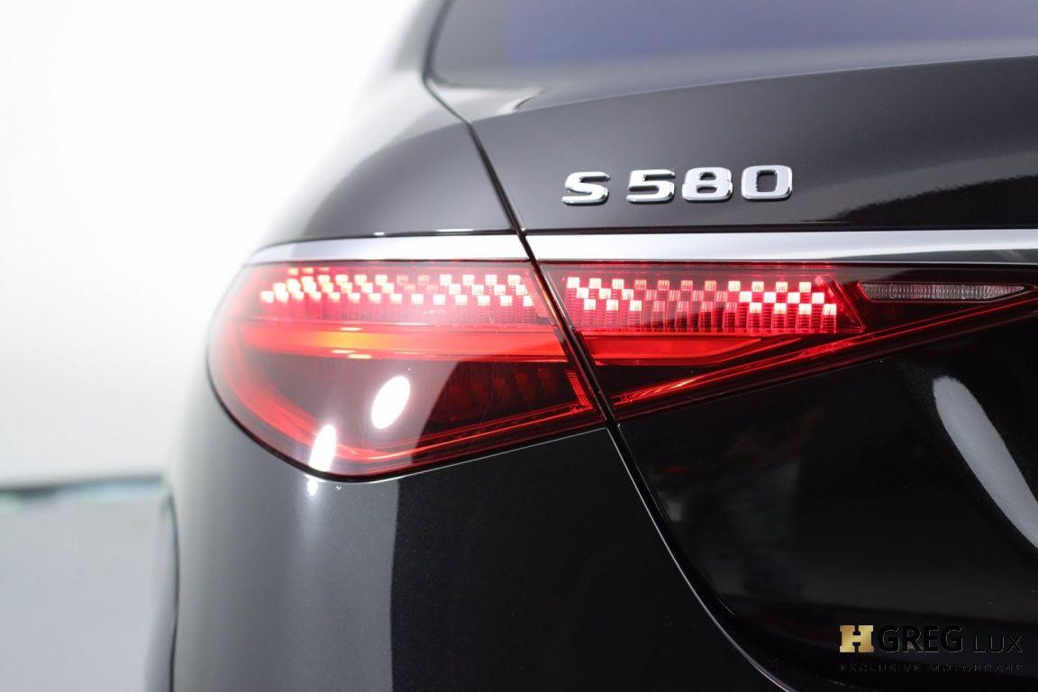 2021 Mercedes Benz S Class S 580 #17