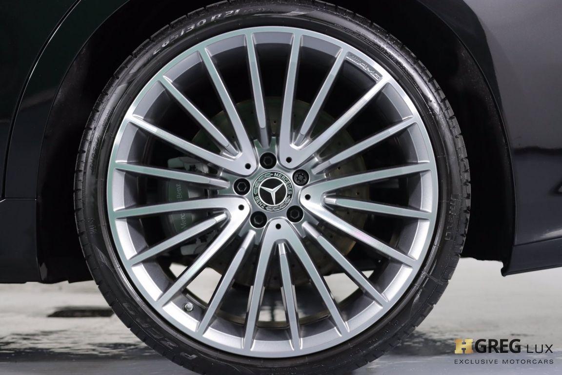 2021 Mercedes Benz S Class S 580 #25
