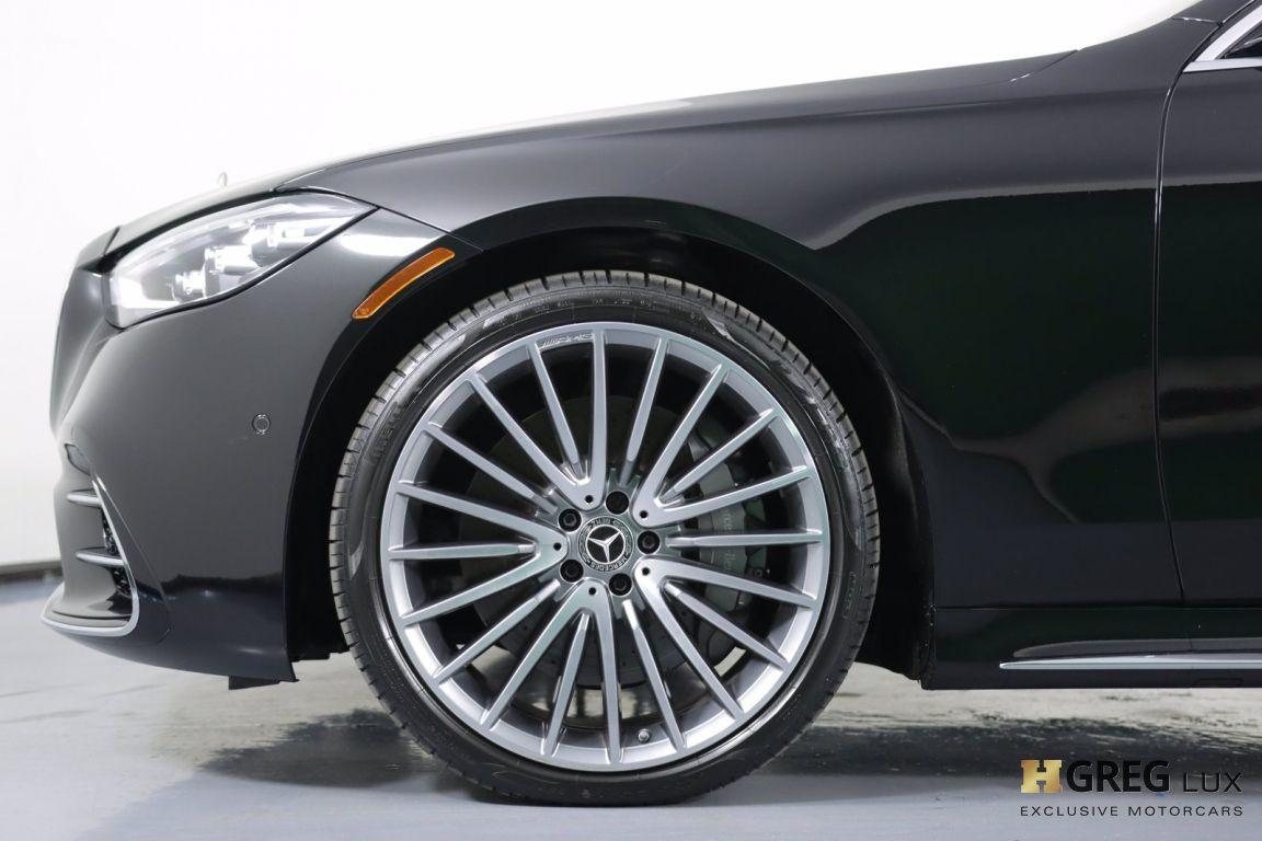 2021 Mercedes Benz S Class S 580 #22