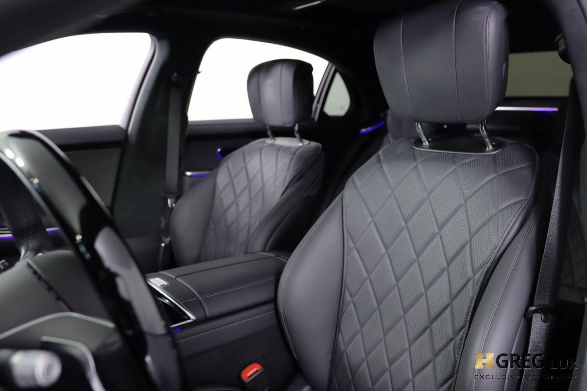 2021 Mercedes Benz S Class S 580 #2